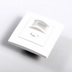 Czujniki-ruchu - czujnik ruchu do puszki biały 160st ses03wh bemko