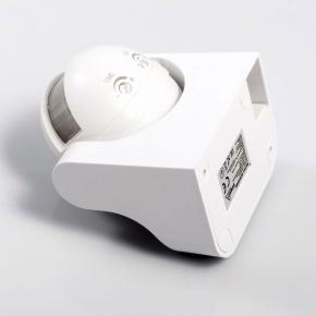 Czujniki-ruchu - czujnik ruchu/zmierzchu na ścianę biały 180 stopni 1200w b50-ses09wh bemko