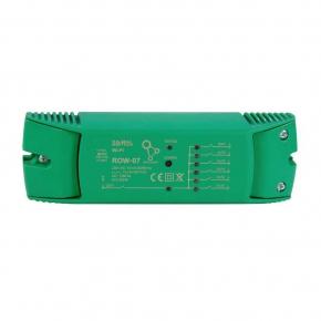 Sterowniki-i-odbiorniki - sterownik wi-fi 7-kanałowy dwukierunkowy row-07 supla zamel