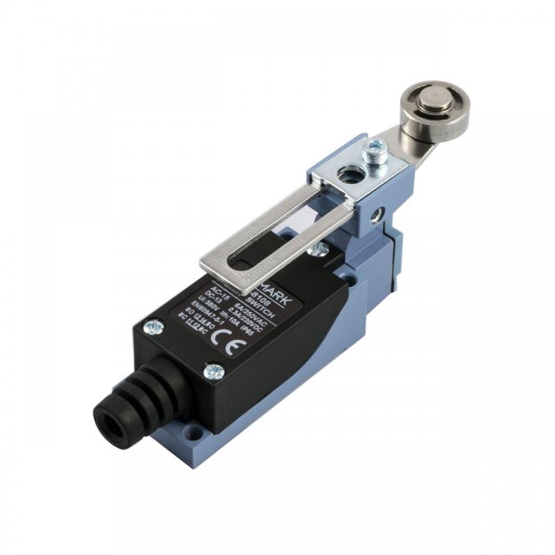 Wylaczniki-krancowe - wyłącznik krańcowy wyłącznik bezpieczeństwa tz-8108 10a 468108 elmark firmy ELMARK