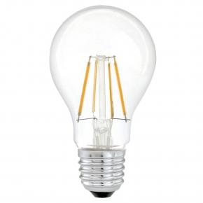 Zarowki-led - żarówka led klasyczna filament ciepła e27 4w led-2838 helios