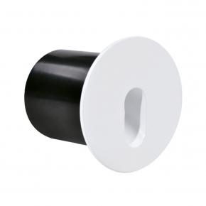 Oswietlenie-schodowe - oprawa schodowa biała power led rafi led c 3w 4000k 03117 ideus