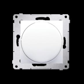 Regulatory-oswietlenia - ściemniacz do led naciskowo-obrotowy jednobiegunowy biały ds9l.01/11 simon 54 kontakt-simon