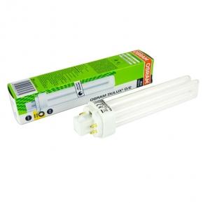 Swietlowki - świetlówka kompaktowa dulux d/e (pl-c) 26w/830/4p osram