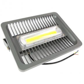 Naświetlacz LED szary 150 W...