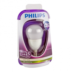 Żarówka LED kulka P455 E14...