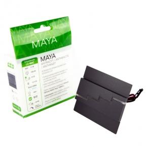 Oswietlenie-schodowe - oprawa schodowa led 1.2w 100lm 6000k 12vdc ip20 antracyt ls-mac maya
