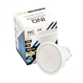 Gwint-trzonek-gu10 - żarówka led ciepła gu10 7w 120st 450lm lr32ww inq