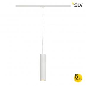 Oswietlenie-szynowe - lampa szynowa biała enola_b pd-1 gu10 max 50w adapter 1f spotline