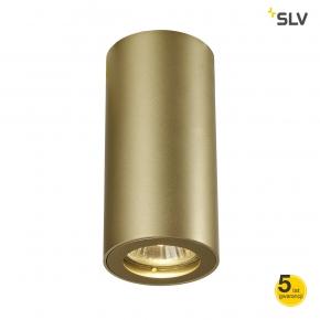 Oprawy-sufitowe - lampa sufitowa enola_b cl-1 mosiądz gu10 max 35w spotline