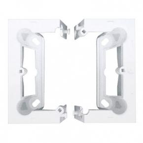 Puszki-natynkowe - puszka natynkowa pojedyncza biała csc/11 simon 10 kontakt-simon