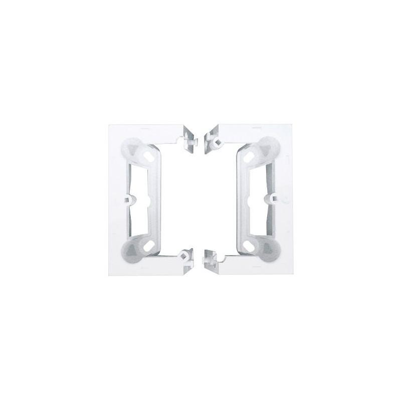 Puszki-natynkowe - puszka natynkowa pojedyncza biała csc/11 simon 10 kontakt-simon firmy Kontakt-Simon