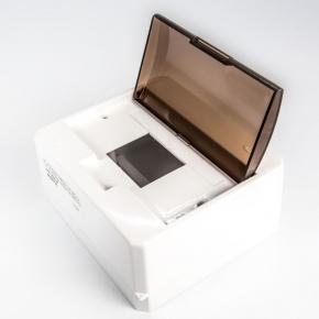 Skrzynki-elektryczne - skrzynka rozdzielcza natynkowa biała z klapką s-7k plastrol