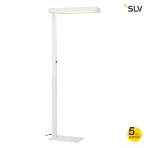 Lampa stojąca biała...