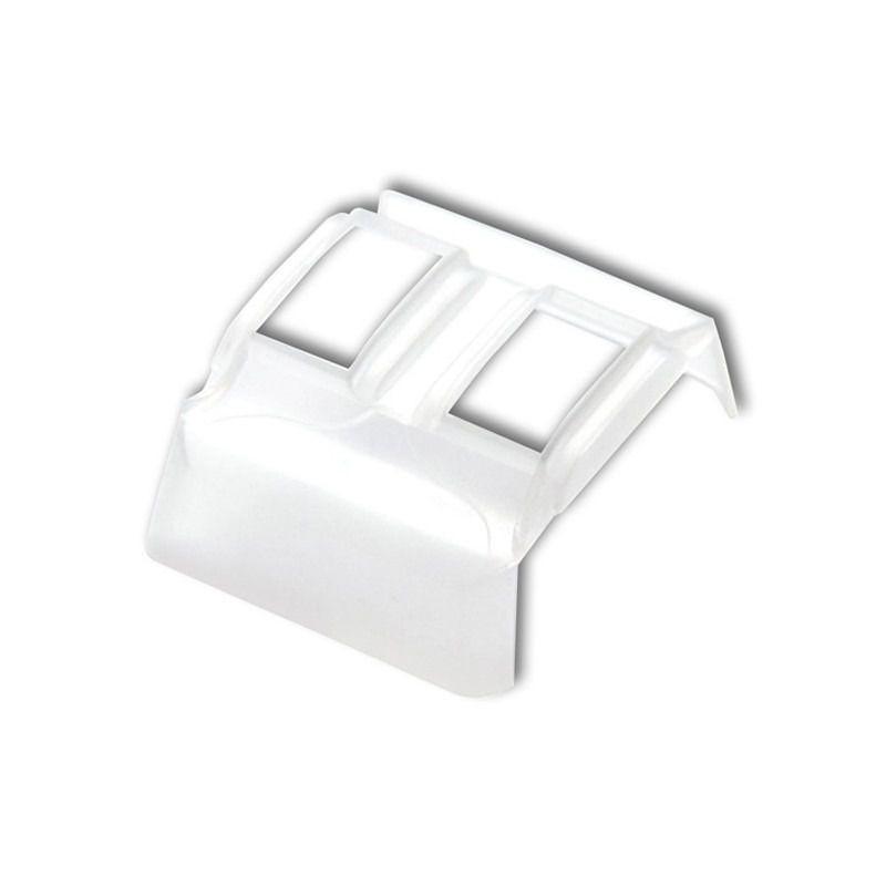 Osprzet-produkty-uzupelniajace - biały uszczelniacz do włączników hermetyczny u-1 deco karlik firmy Karlik