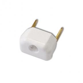 Osprzet-produkty-uzupelniajace - biały moduł podświetlający led do włączników l-2 deco flexi karlik