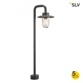 Lampy-ogrodowe-stojace - lampa ogrodowa molat e27 antracyt spotline
