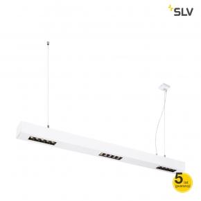Biała lampa sufitowa LED...