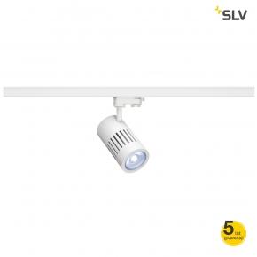 Oswietlenie-szynowe - biała lampa szynowa 3f structec led 30w okrągła 4000k 60° spotline