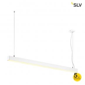 Lampy-sufitowe - wisząca lampa sufitowa oprawa liniowa q-line  single led 1500mm spotline