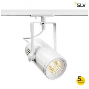 Oswietlenie-szynowe - nowoczesne oświetlenie szynowe 1f euro spot track biały 3000k 36° spotline