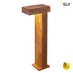 Lampy-ogrodowe-stojace - dekoracyjna lampa ogrodowa rusty pathlight 70 3000k spotline