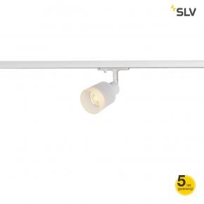 Oswietlenie-szynowe - lampa sufitowa na szynie biała gu10 10w 1f puri track 1001869 spotline