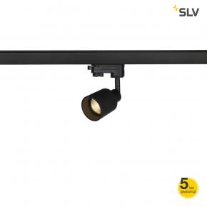 Oswietlenie-szynowe - lampa na szynie puri track 3f gu10 czarna spotline