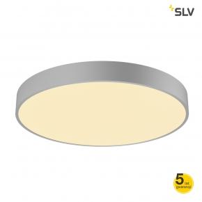Plafony - plafon, kinkiet i lampa sufitowa medo led 60 3000k-4000k triac ściemnialna srebrno szara spotline