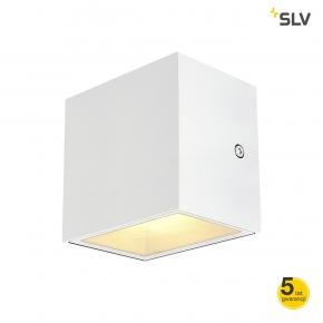 Biała lampa ścienna 10W...