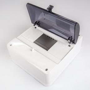 Skrzynki-elektryczne - skrzynka na bezpieczniki niskonapięciowa 8 modułowa ob-8zzk karlik