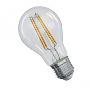 Zarowki-dekoracyjne - żarówka led filament a60 8,5w e27 ciepła biel ściemnialna emos - 1525732001