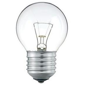 Zarowki-tradycyjne - żarówka kulka p45 e27 ciepła biała 60w wst-2647 helios