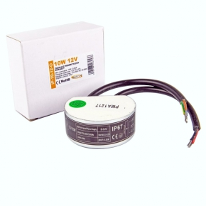 Zasilacz LED 10W IP67 12V...