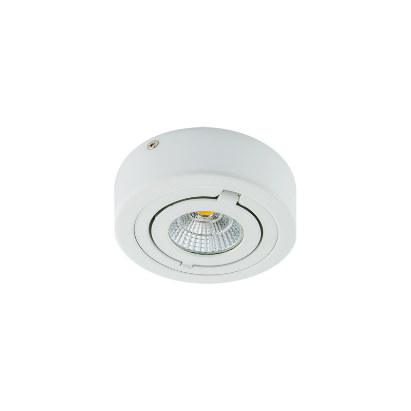 Plafony - plafon led o mocy 9w biały 4000k 750lm igor led c 03126 ideus firmy IDEUS