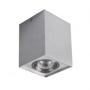 Oprawy-sufitowe-ruchome - oprawa sufitowa dlp-50-al gord gu10 n/t ip20 aluminium kanlux