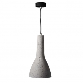 Lampy-sufitowe - lampa betonowa w stylu loftowym etissa e27 kanlux