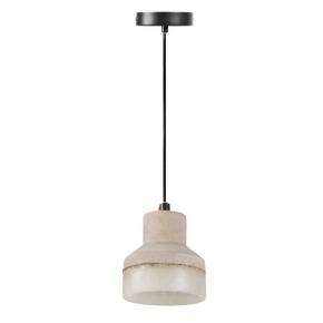 Lampa sufitowa w loftowym...