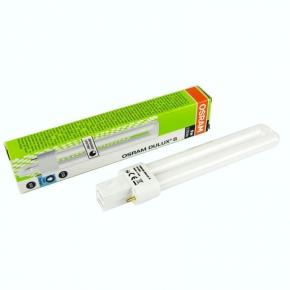 Swietlowki - dzienna świetlówka kompaktowa 9w 6500k g23 dulux s osram