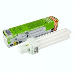 Swietlowki - ciepła biała świetlówka kompaktowa 18w 1200lm dulux d osram