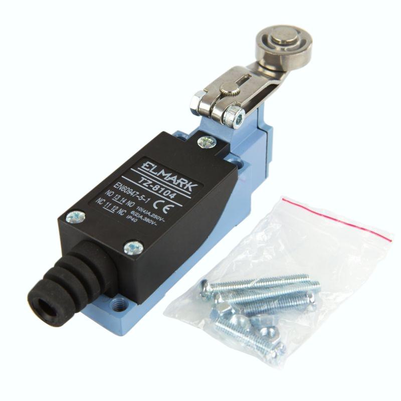 Wylaczniki-krancowe - wyłącznik krańcowy tz-8104 468104 elmark firmy ELMARK