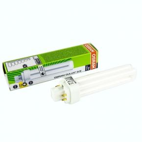 Swietlowki - świetlówka kompaktowa ciepła biała 18w 1200lm dulux d/e osram