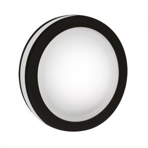 Oprawy-sufitowe - lampa sufitowa punktowa led czarna 5w 4000k goti led c 03199 ideus