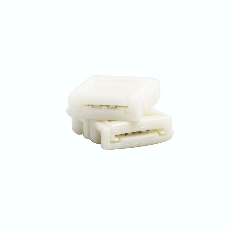 Akcesoria-do-tasm-led - złączka taśm led ls901 taśma-taśma 1-kolor. 8mm lumax firmy Lumax