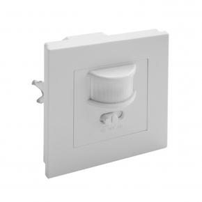 Lampki-kontrolne - czujnik ruchu klik pir biały 03692 ideus