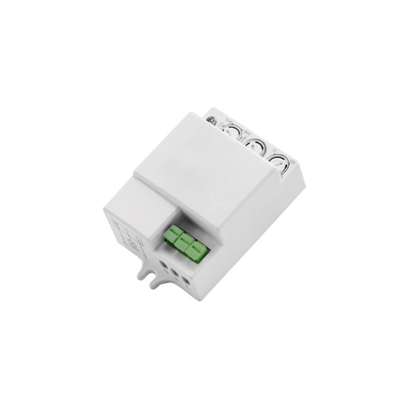 Czujniki-ruchu - mikrofalowy czujnik ruchu biały neo mvs small 03698 ideus firmy IDEUS