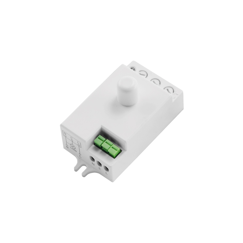 Czujniki-ruchu - mikrofalowy czujnik ruchu biały neo mvs big 03699 ideus firmy IDEUS