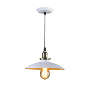 Lampy-sufitowe - lampa wisząca rosie white vo0890 volteno