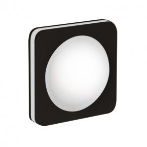 Oprawa sufitowa LED czarna...