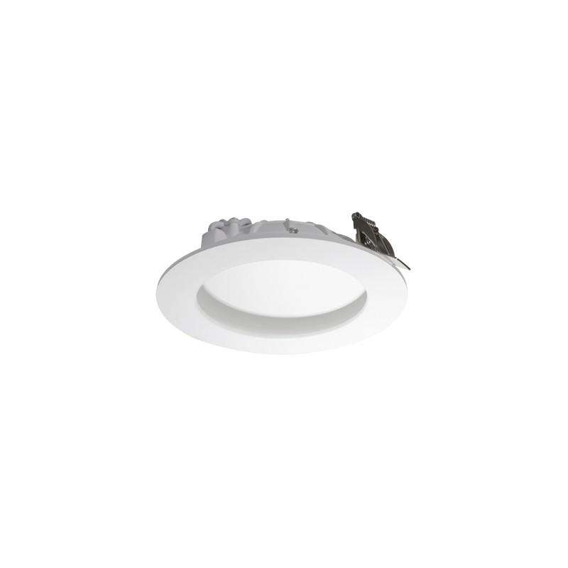 Oprawy-sufitowe-stale - oprawa sufitowa punktowa led biała 9w 4000k cinder led c 02879 ideus firmy IDEUS